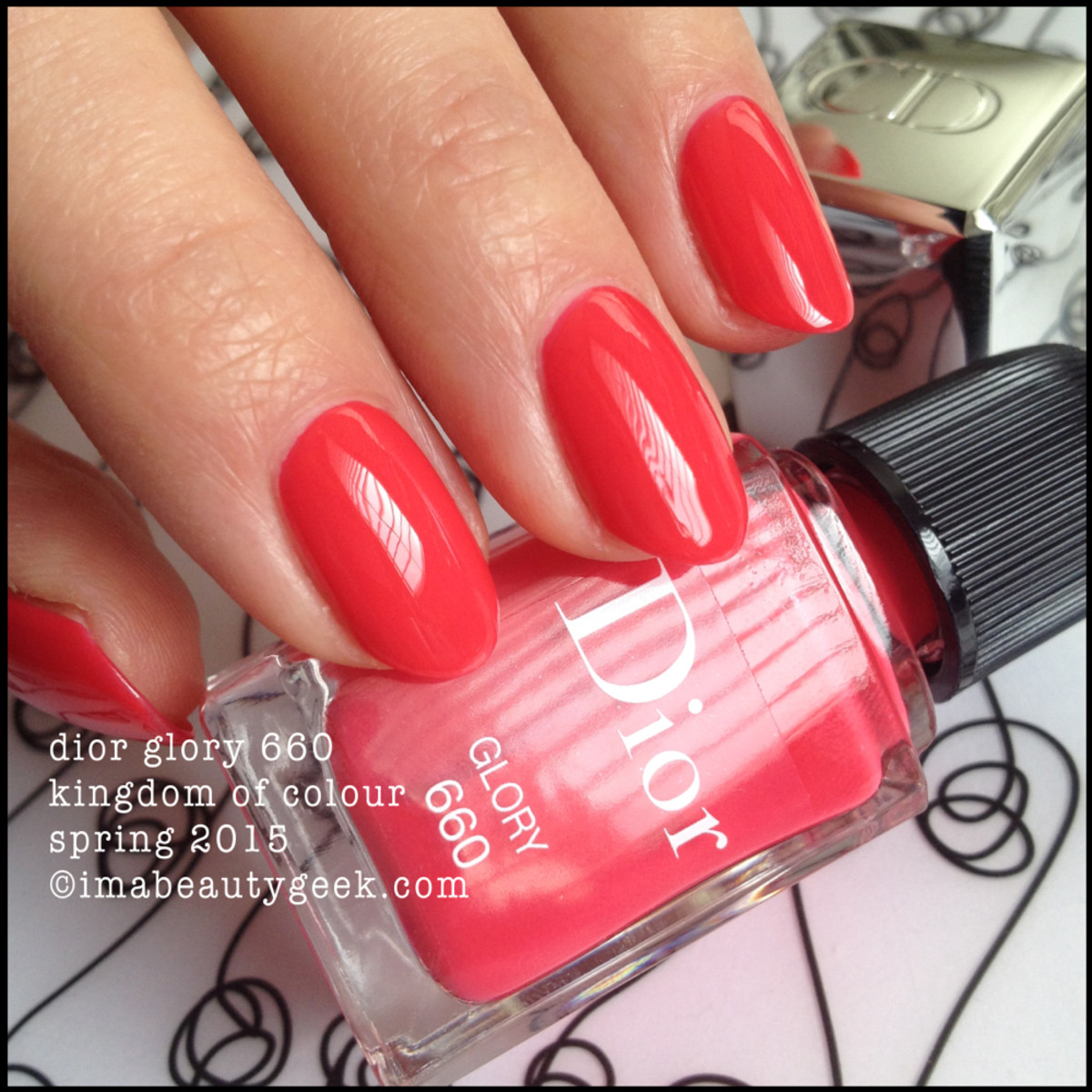 Dior Glory 660 Kingdom of Colour Spring 2015