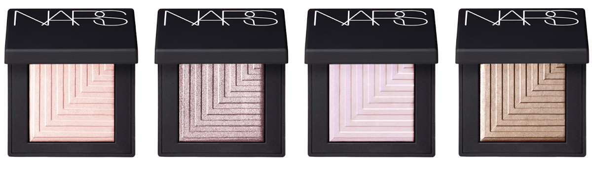 high-shine eye makeup for all ages including 40+ beauty_Nars Dual Intensity eye shadow