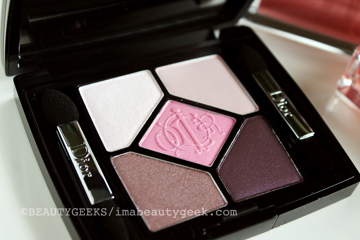 DIOR SPRING 2015 KINGDOM OF COLOURS HOUSE OF PINKS EYESHADOW PALETTE_IMABEAUTYGEEK.COM