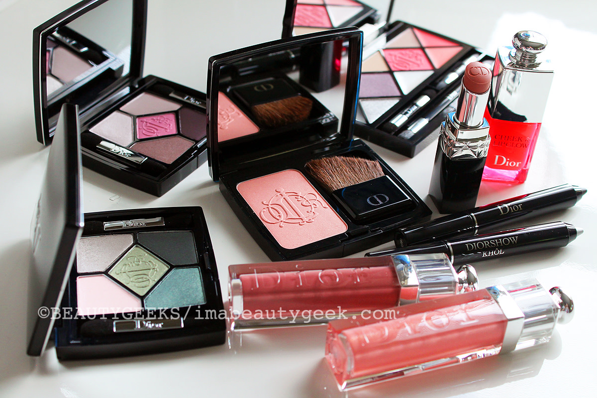 DIOR SPRING 2015 KINGDOM OF COLOURS COLLECTION_IMABEAUTYGEEK.COM