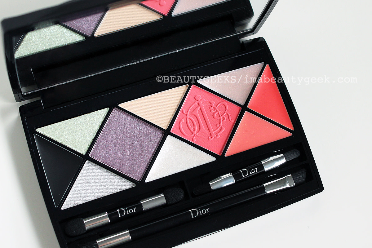 DIOR SPRING 2015 KINGDOM OF COLOURS PALETTE FOR FACE, EYES, LIPS_IMABEAUTYGEEK.COM