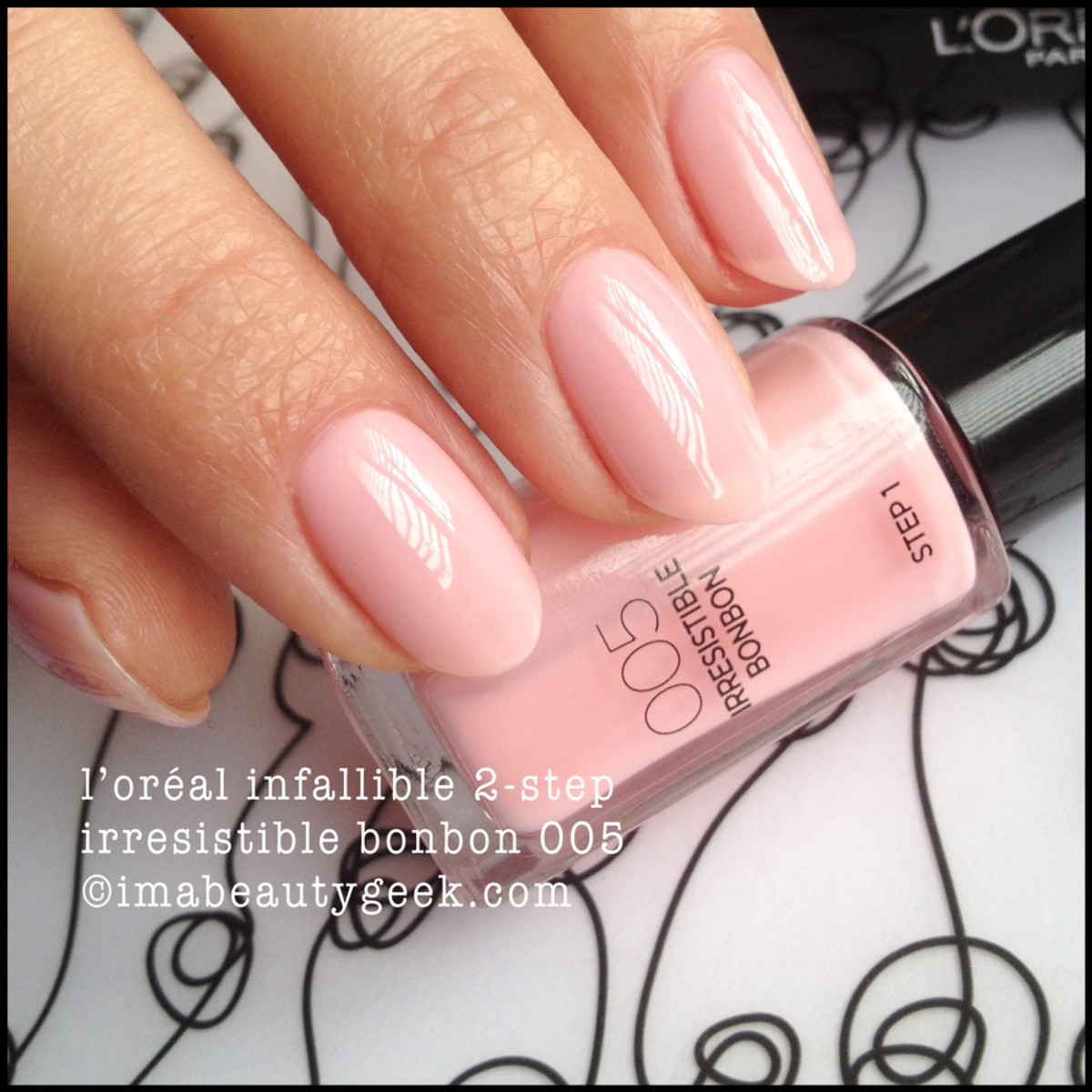 LOreal Infallible 2 Step Irresistible Bonbon 005