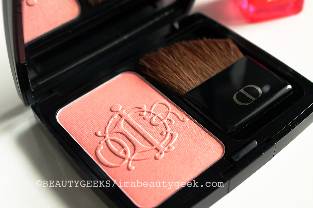 DIOR SPRING 2015 DIORBLUSH KINGDOM OF COLORS BLUSH IN 536 PEACH SPLENDOR_IMABEAUTYGEEK.COM