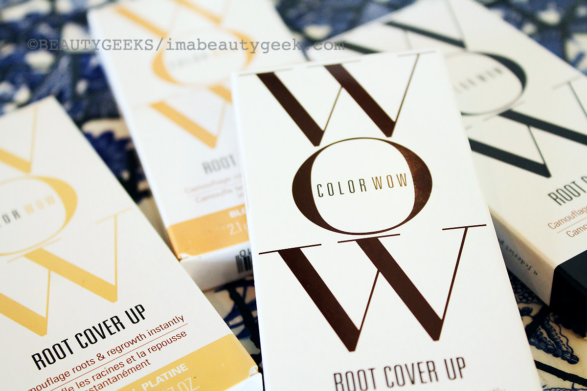 color wow root cover up mineral powder
