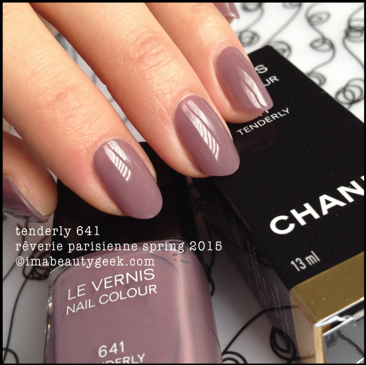 Chanel Tenderly Spring 2015 Reverie Parisienne