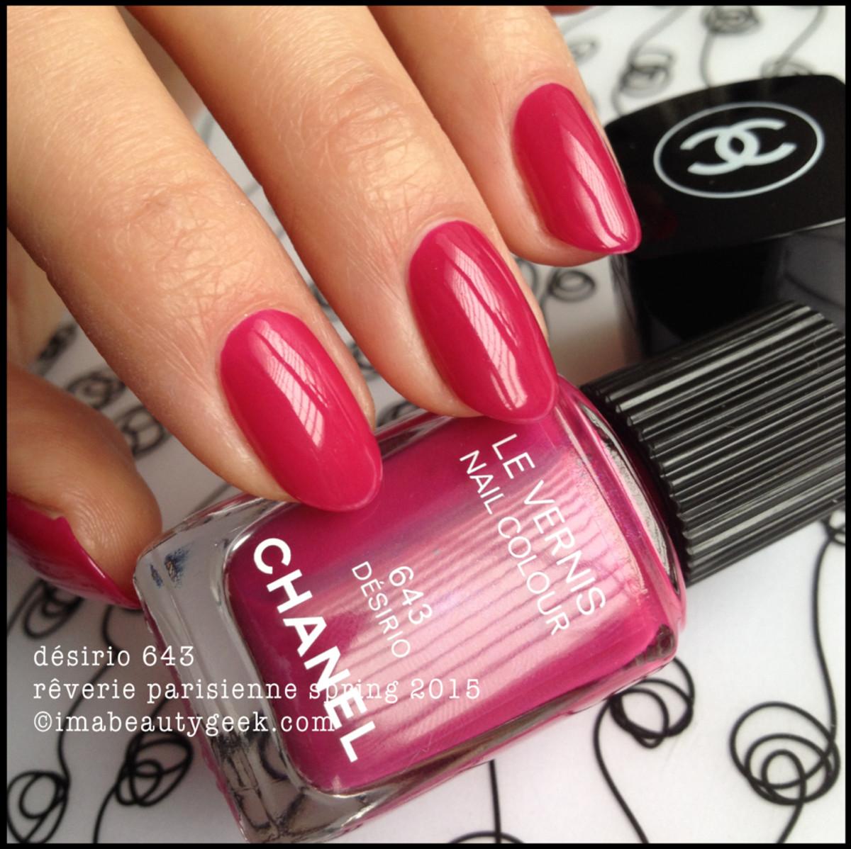Chanel Desirio 643 Vernis Reverie Parisienne Spring 2015_1