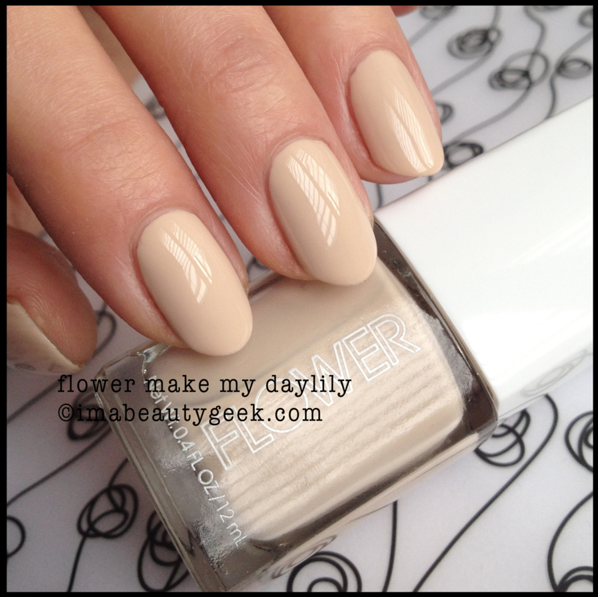 Flower Beauty Polish Make My Daylily Beautygeeks