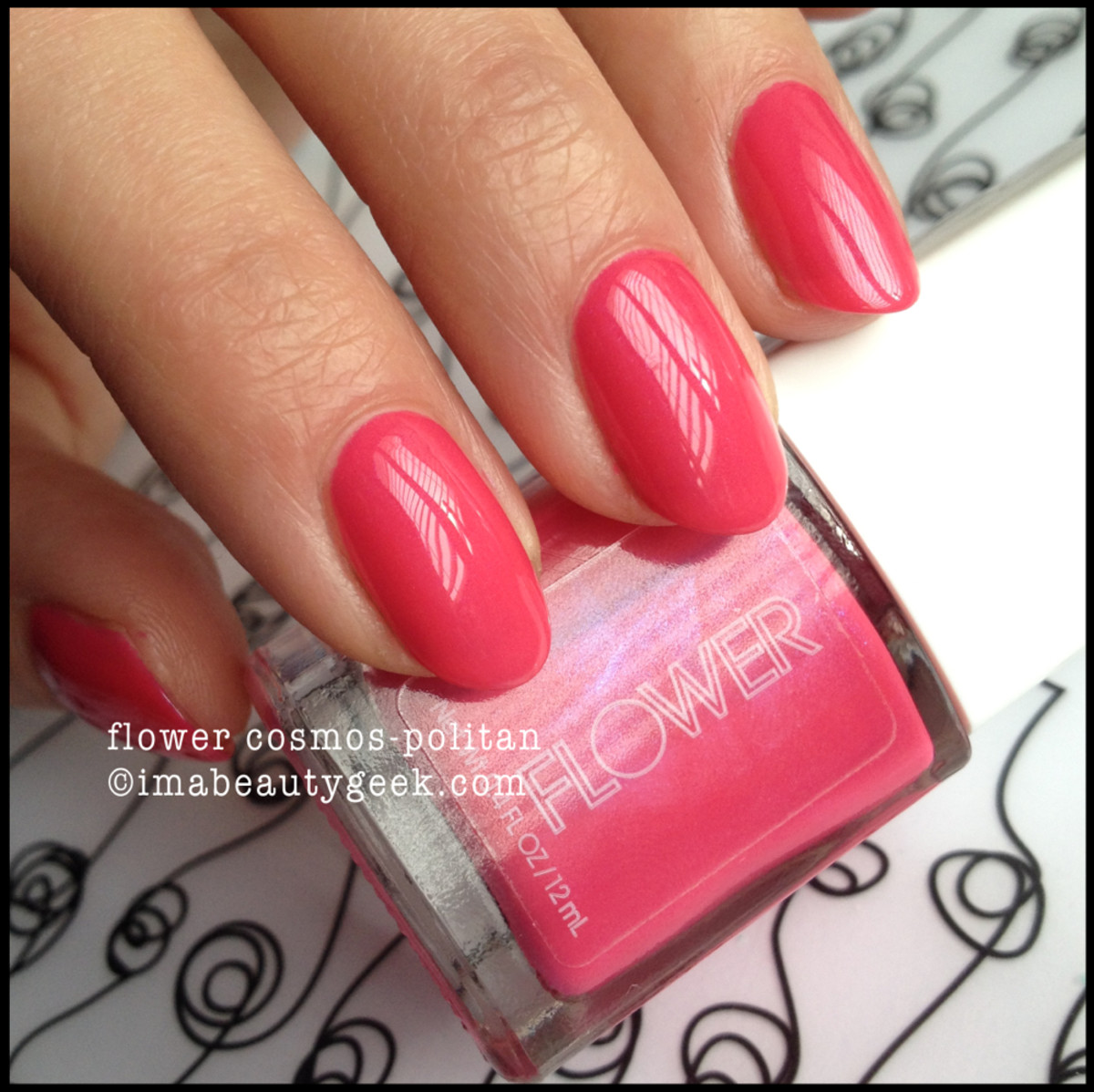 Flower Beauty Polish Cosmos-politan
