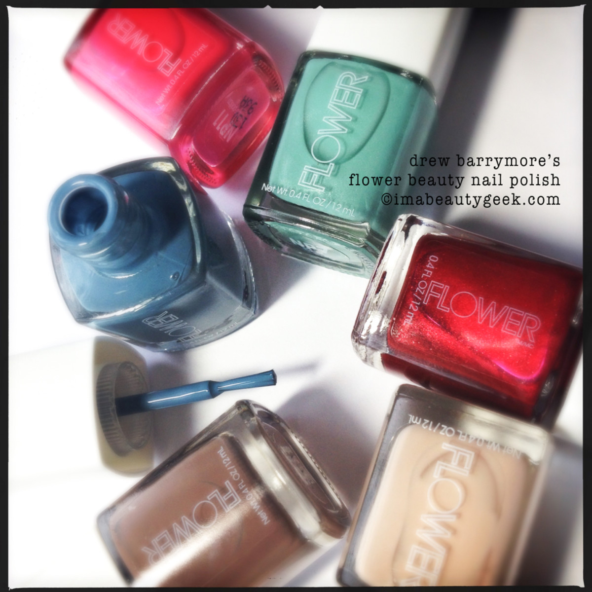 Flower Beauty Nail Polish_2