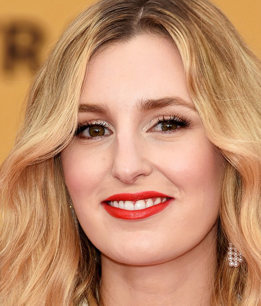 Laura Carmichael SAG Awards 2015 close-up