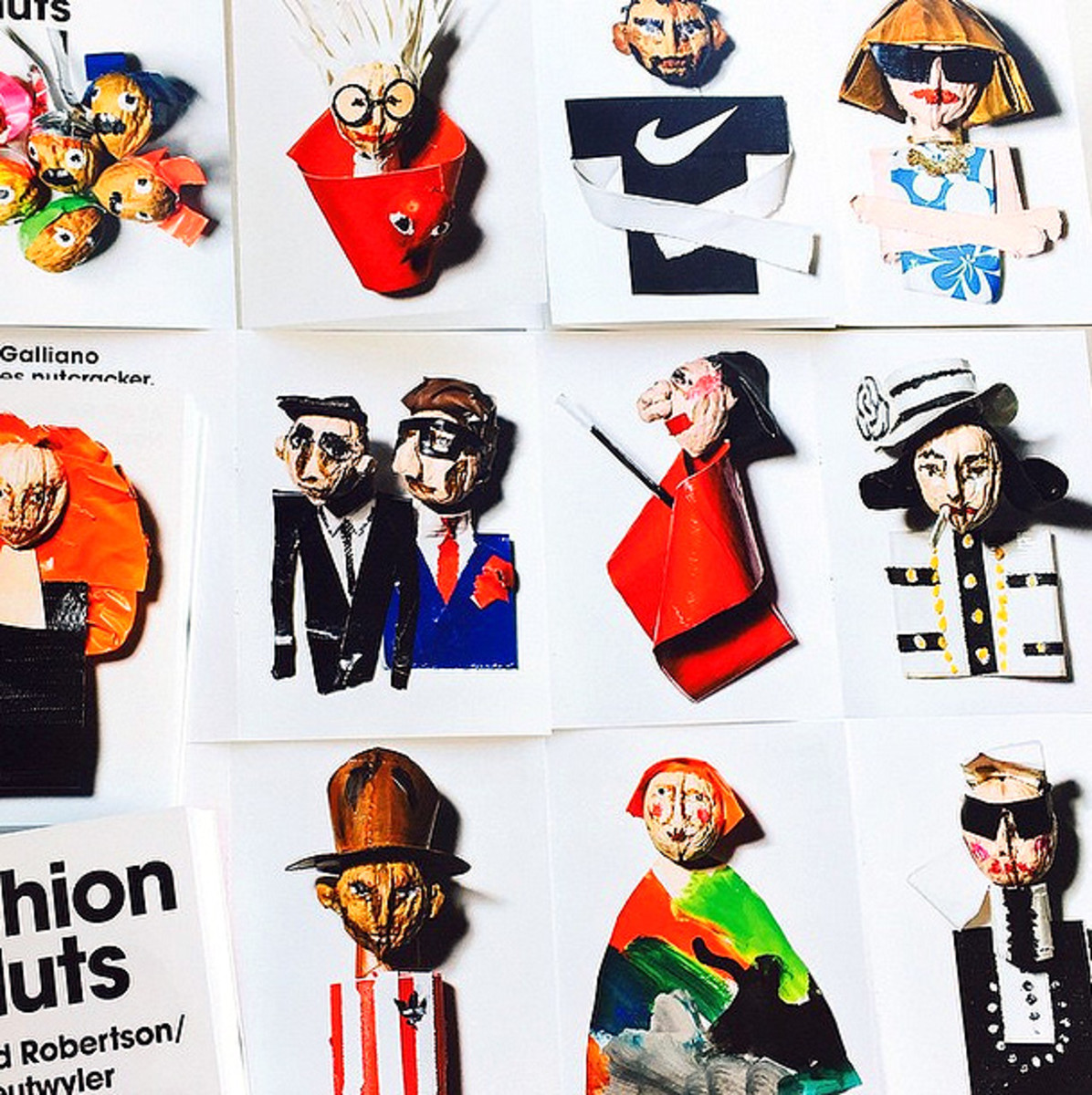 "Donald ""Drawbertson"" Robertson Fashion is Nuts"