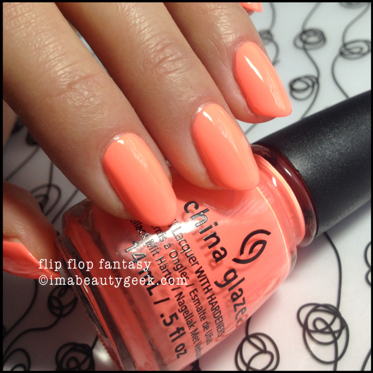 China Glaze Flip Flop Fantasy_2