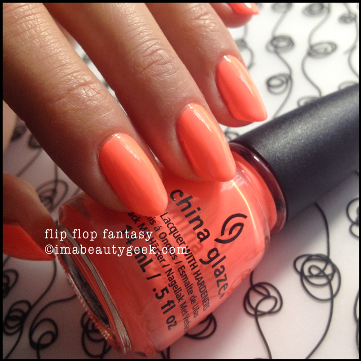 China Glaze Flip Flop Fantasy Neon_1