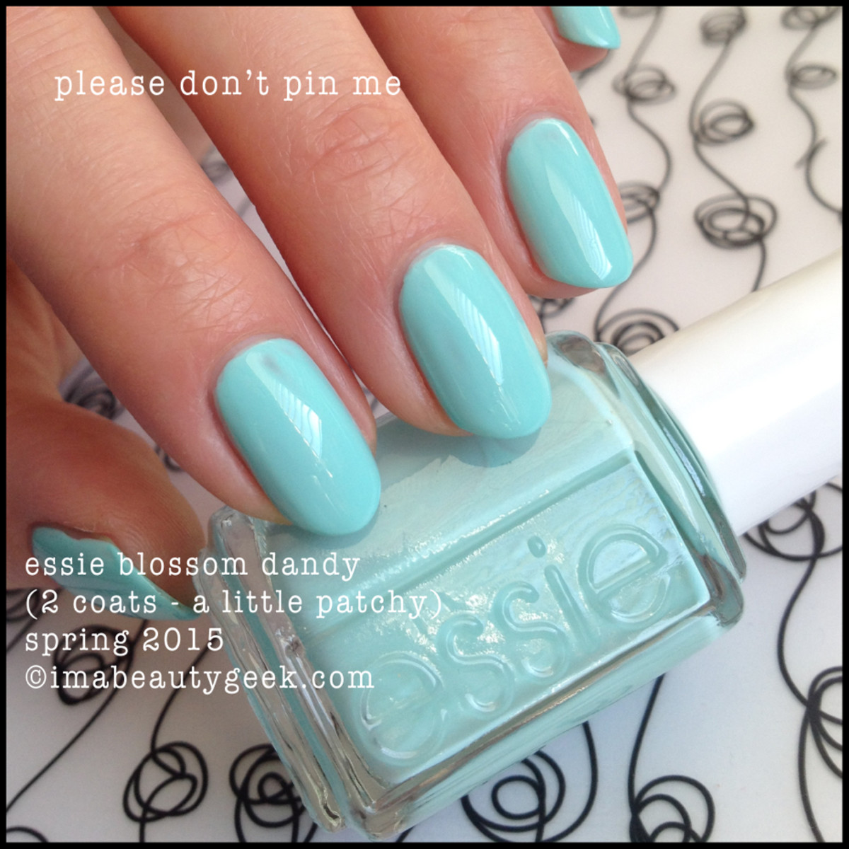 ESSIE SPRING 2015 SWATCHES & REVIEW - Beautygeeks