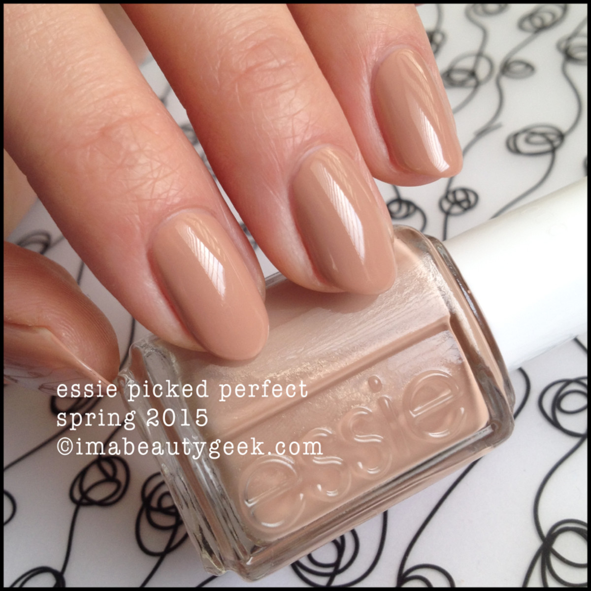 Essie Picked Perfect Spring 2015