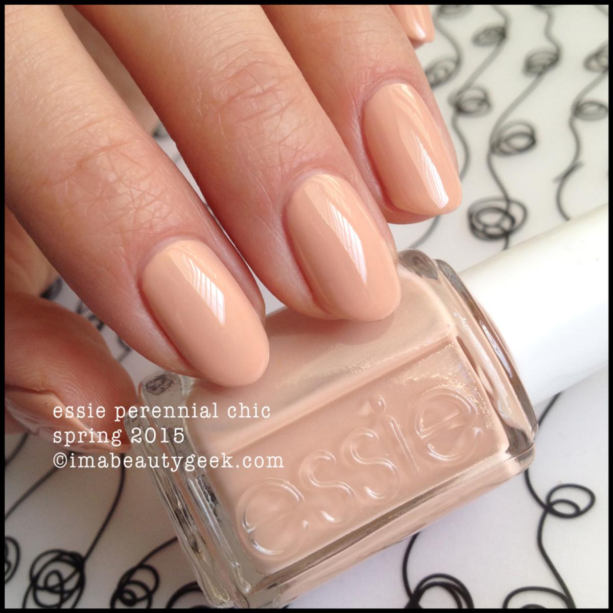Essie Perennial Chic Spring 2015