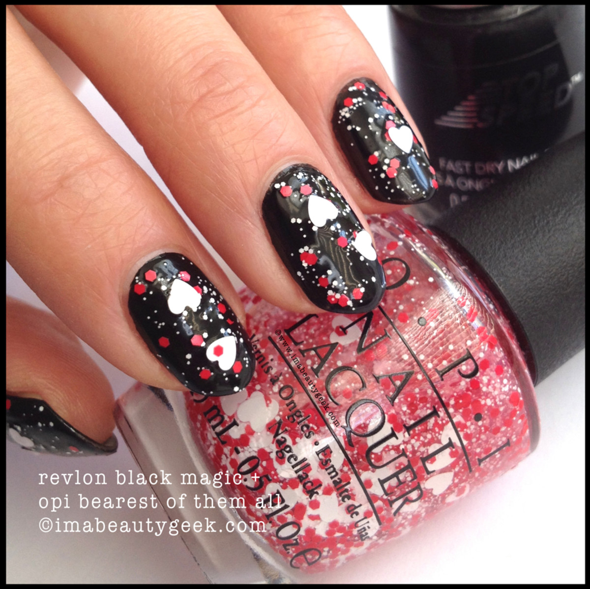 Easy Valentine's Day Nails_3