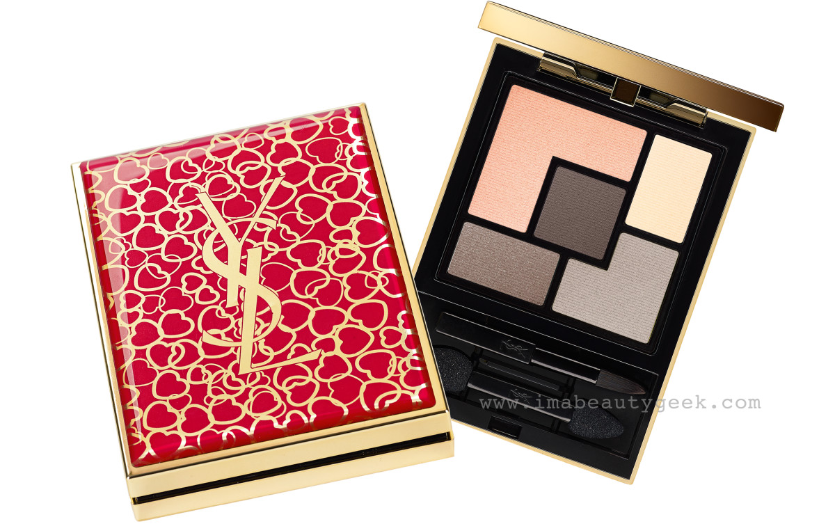YSL Chinese New Year Couture Palette