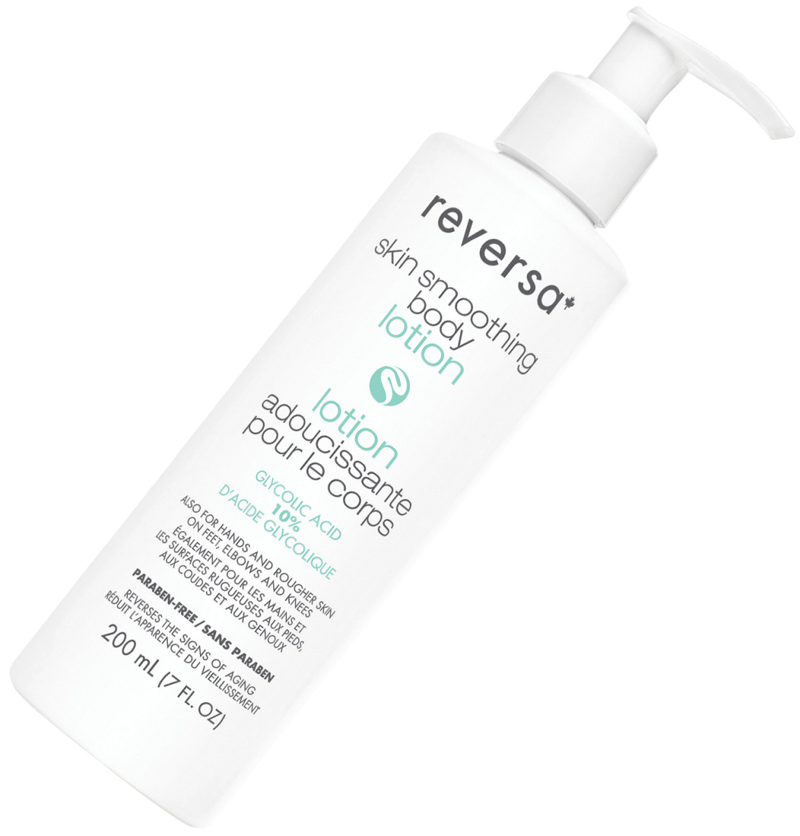 Reversa Skin Smoothing Body Lotion_five exfoliating body lotions