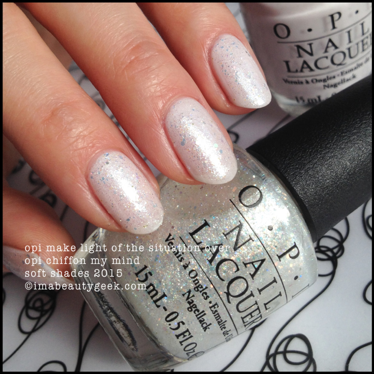 OPI Soft Shades 2015 Make Light of the Situation