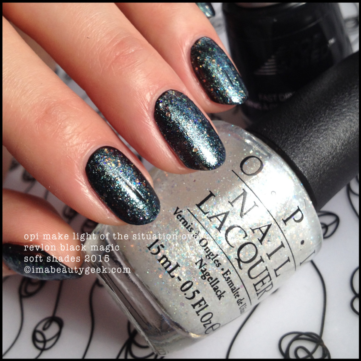 OPI Make Light of the Situation OPI Soft Shades 2015