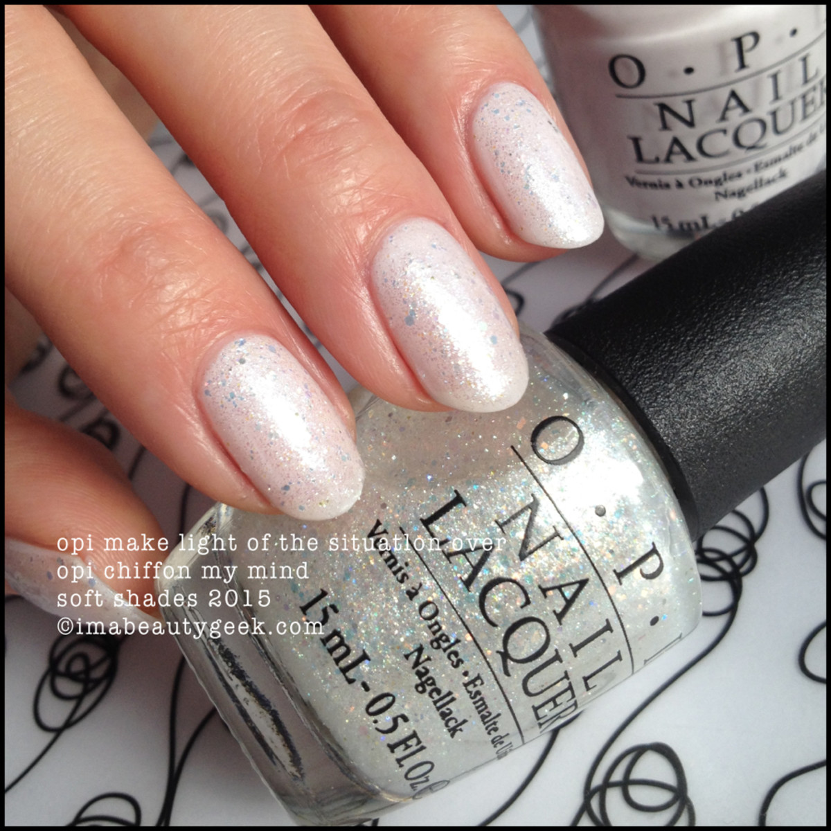 OPI Make Light of the Situation Soft Shades