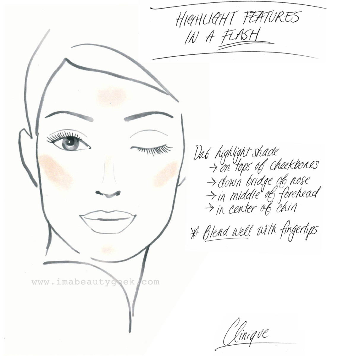 Clinique Chubby Stick Sculpting Highlight and Contour_how to highlight bone structure