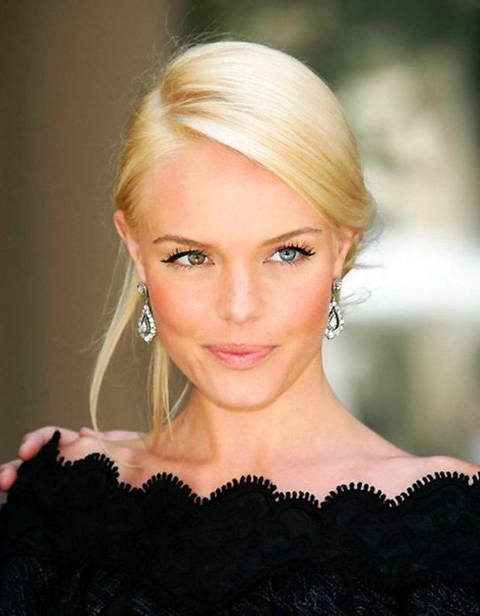 where to apply blush_Kate Bosworth and her pretty cheeks