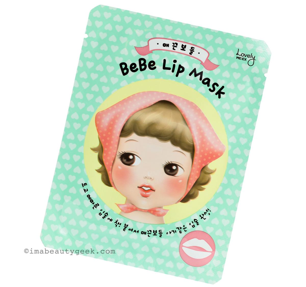 Bebe Lip Mask