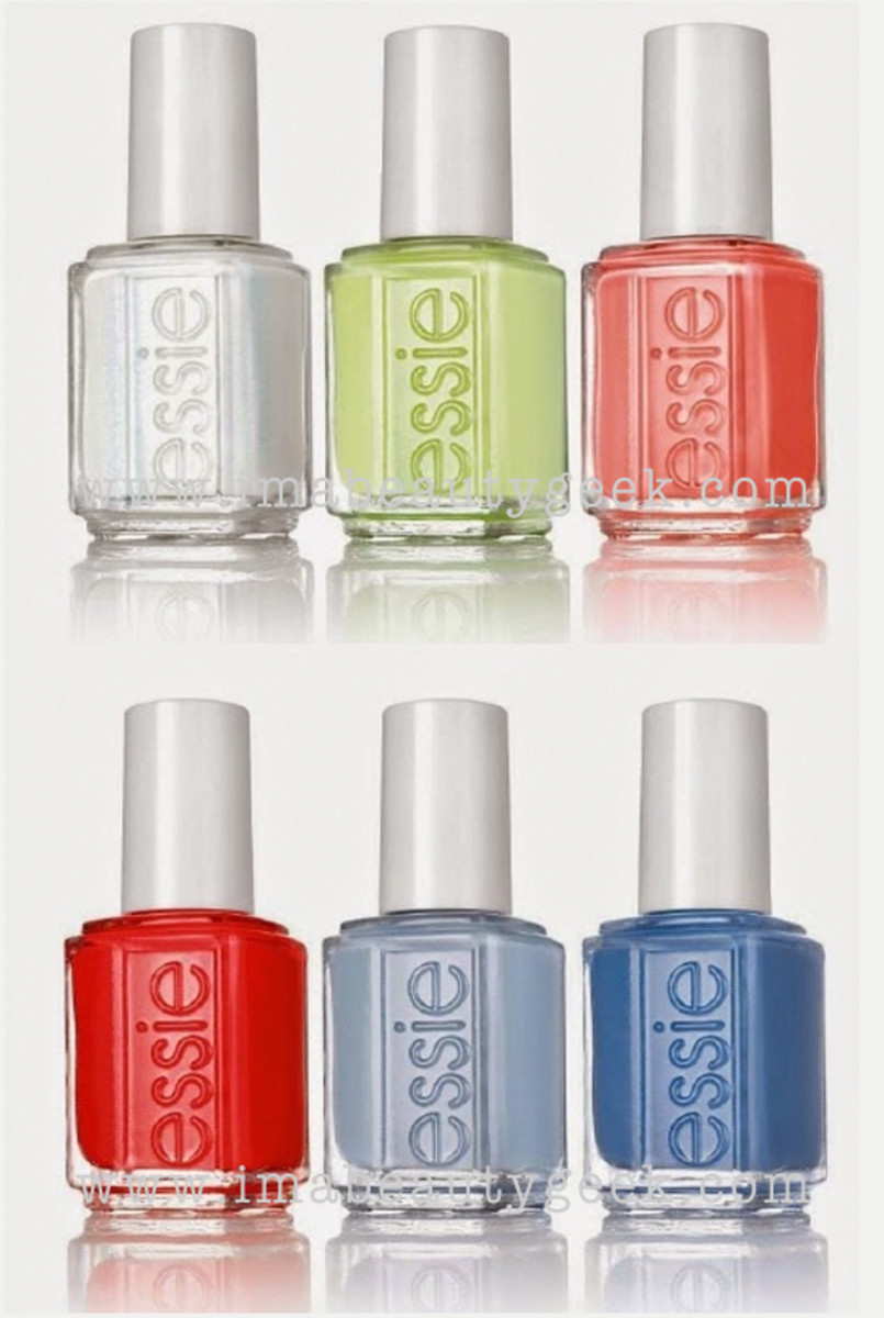 Essie Summer 2015 Collection Maybe