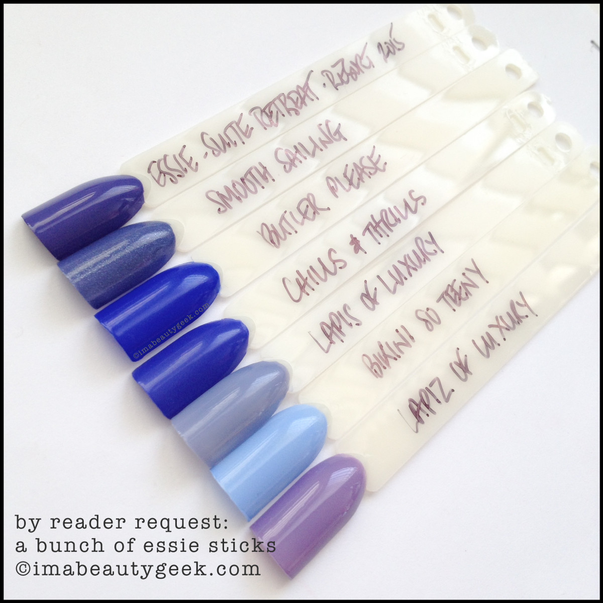 Essie Suite Retreat Comparison Swatch_Essie Resort 2015