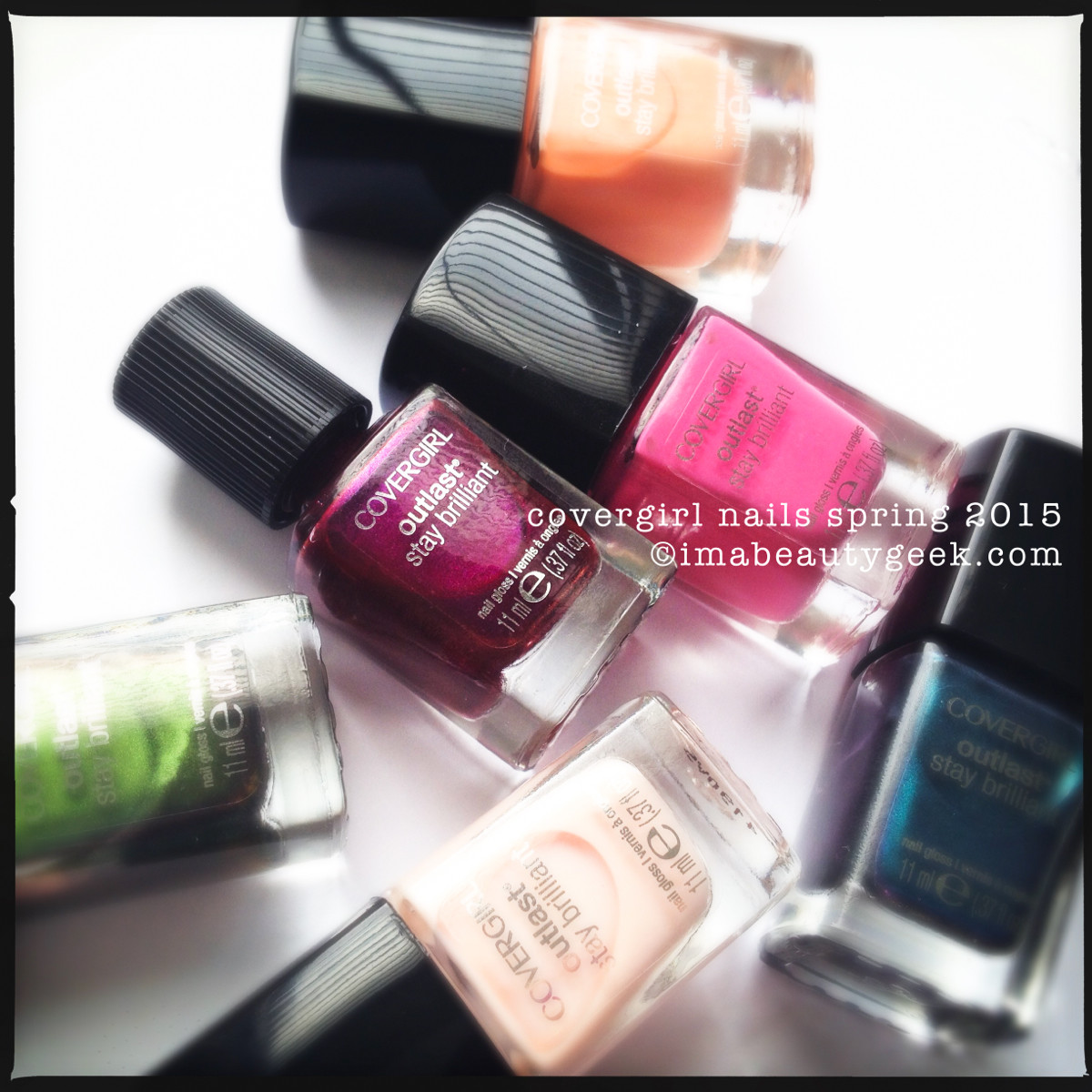 CoverGirl Nails Spring 2015 Beautygeeks