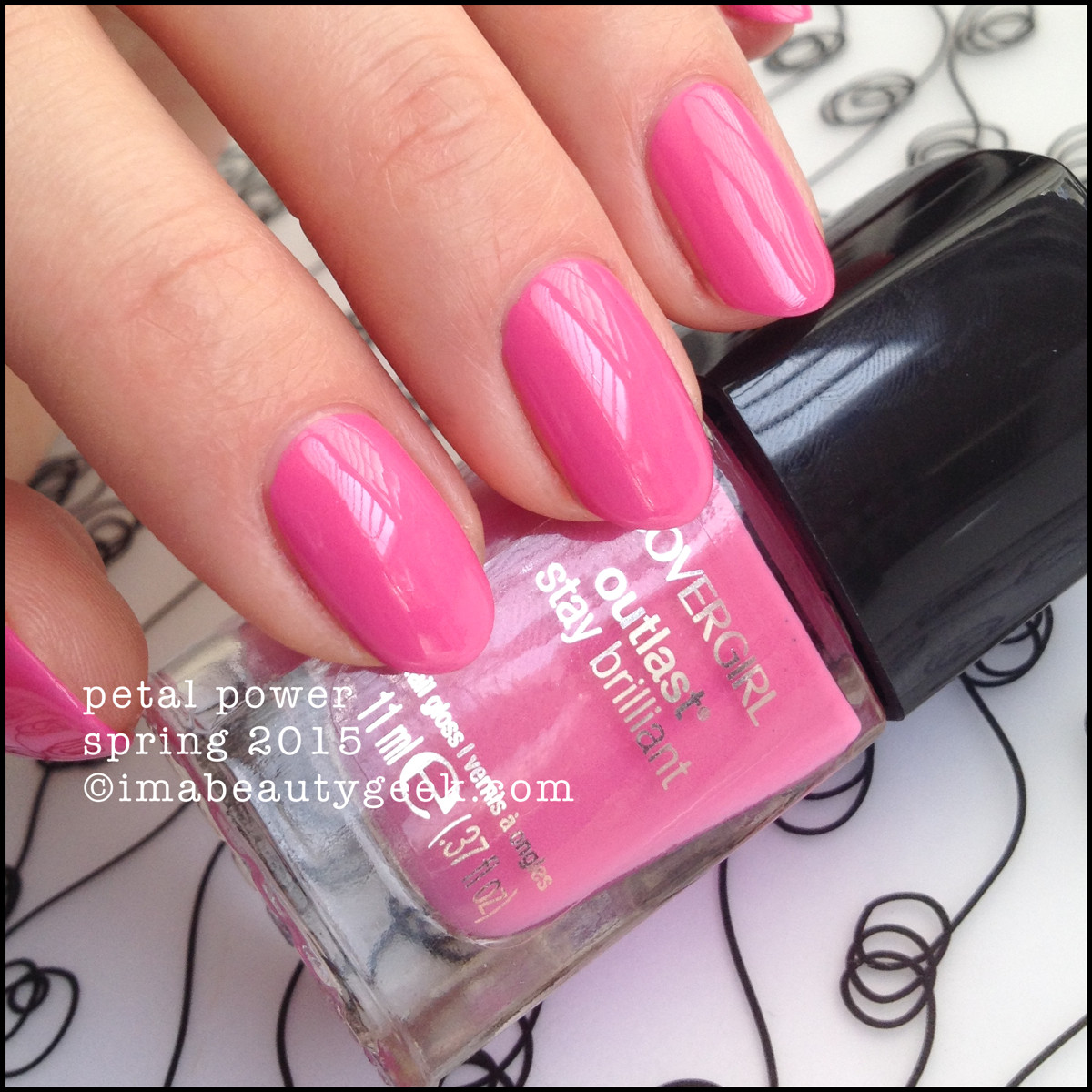 CoverGirl Nails Spring 2015_CoverGirl Petal Power Outlast