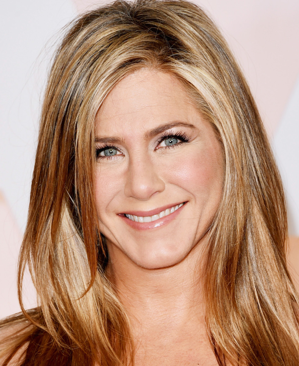 Jennifer Aniston 2015 Oscars makeup_Aveeno and Chanel