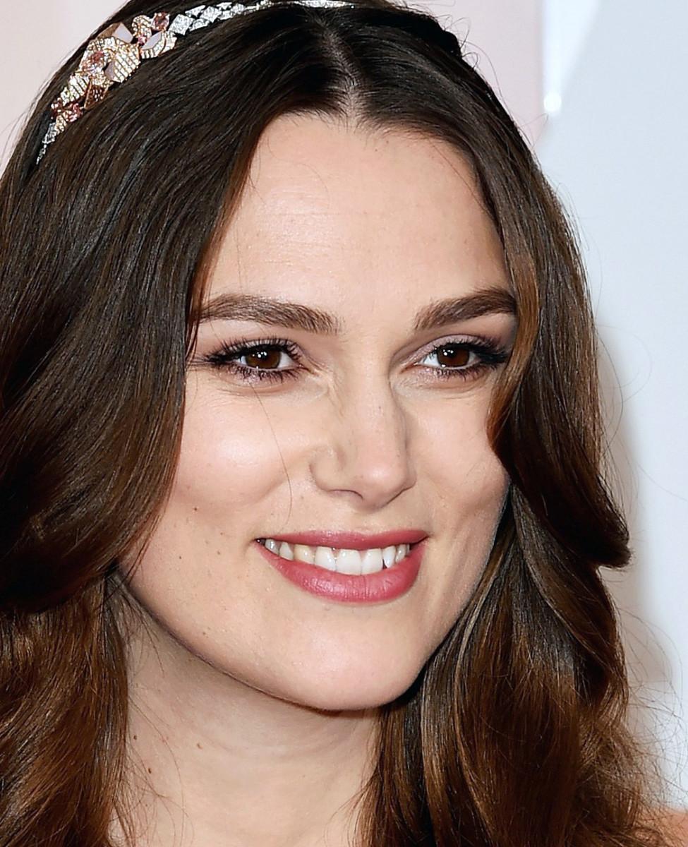 Keira-Knightley-Oscars 2015 exact makeup