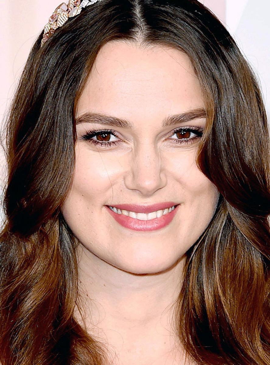 Keira Knightley makeup_2015 Oscars_closer
