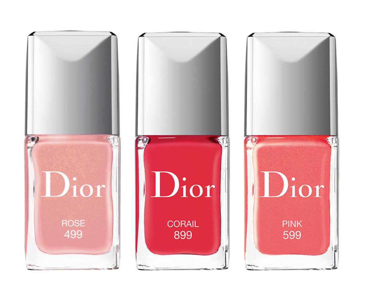 Dior Vernis Rouge Brilliant 2015