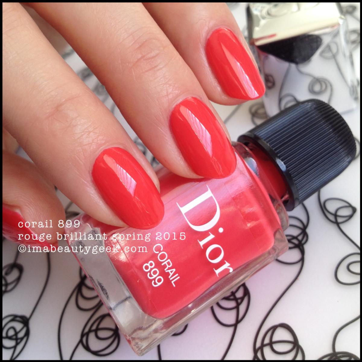 Dior Rouge Brilliant Spring 2015_Dior Corail 899 Vernis