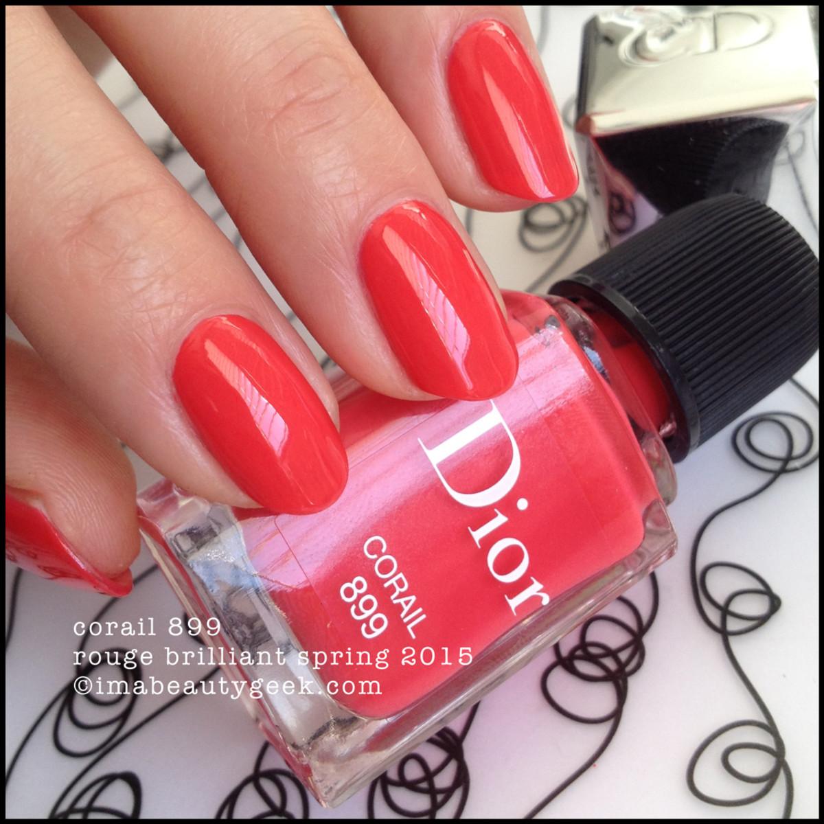 Dior Rouge Brilliant Spring 2015_Dior Vernis Corail 899