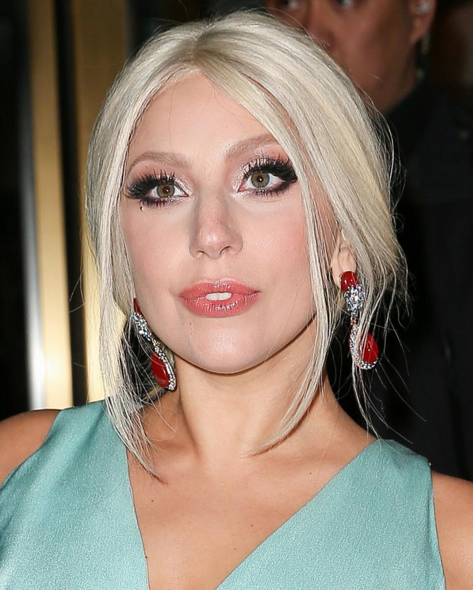 Lady Gaga for Shiseido_Feb 2015