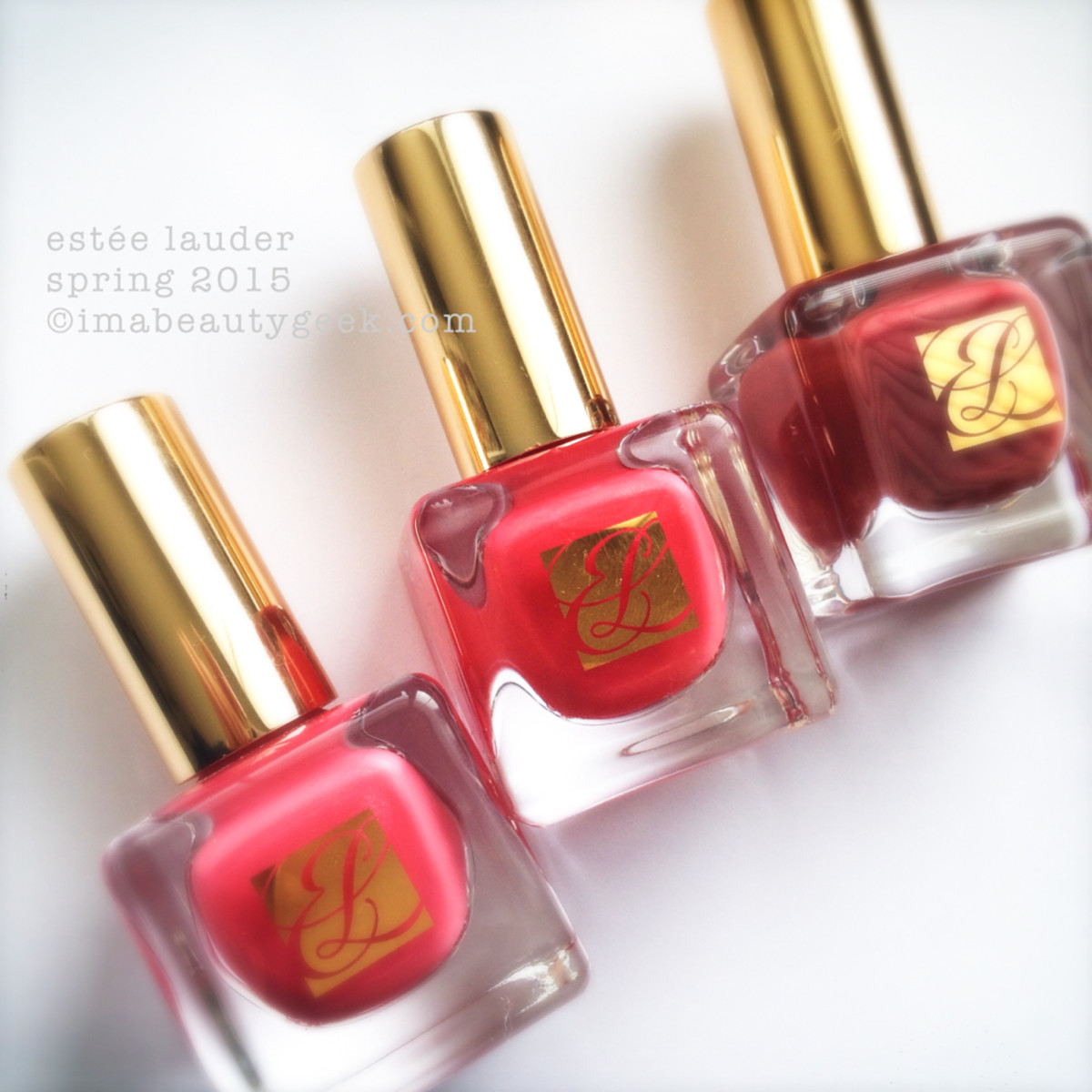 ESTEE LAUDER SPRING 2015: PURE COLOR NAIL SHADES - Beautygeeks