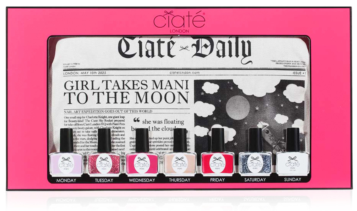 Limited Edition The Ciate Daily Collection 2015 - boxed