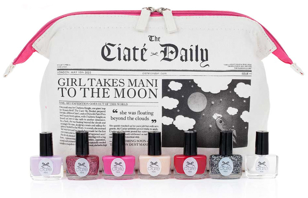 Limited Edition The Ciate Daily Collection 2015 - unboxed