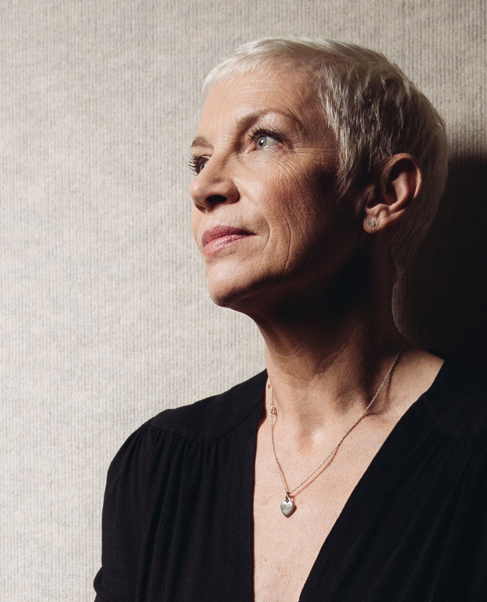 Annie Lennox no retouching please_Photo by Casey Curry/Casey Curry/Invision/AP via columbian.com: Annie Lennox Embraces Nostalgia