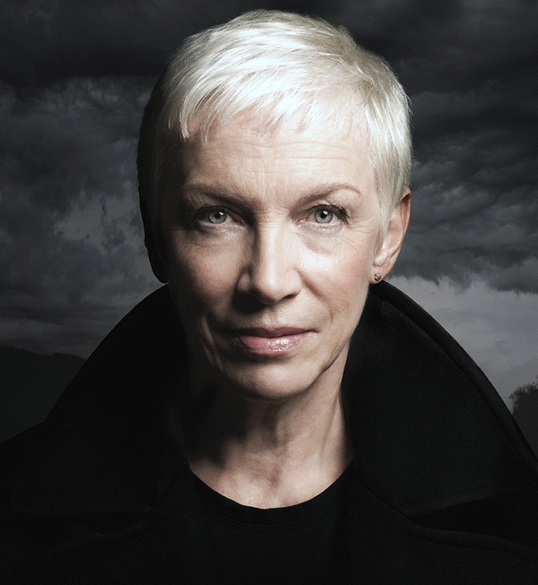 Annie Lennox_No crazy retouching, please. Nostalgia album cover image.
