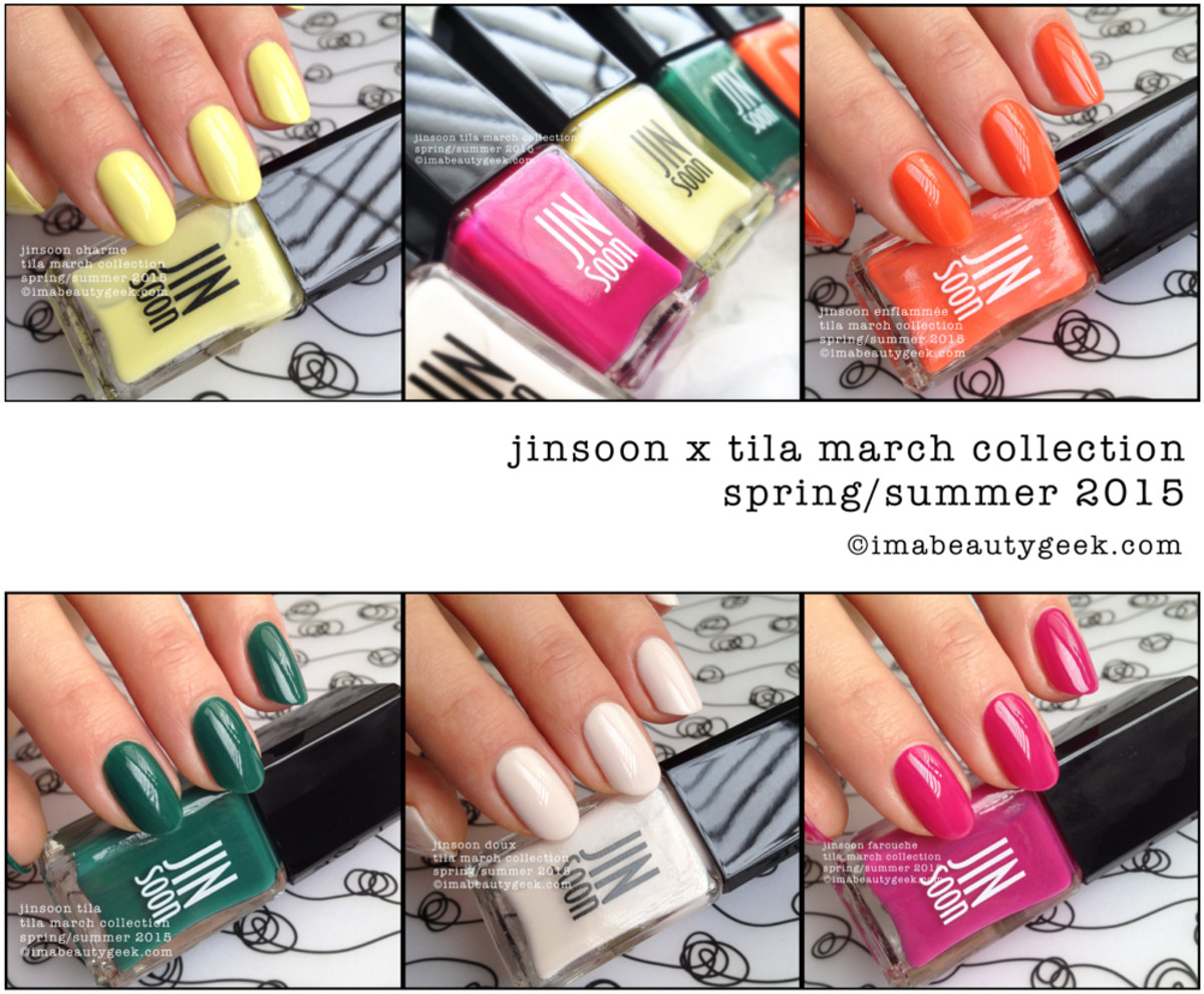 JinSoon Tila March Collection 2015_BGeeks