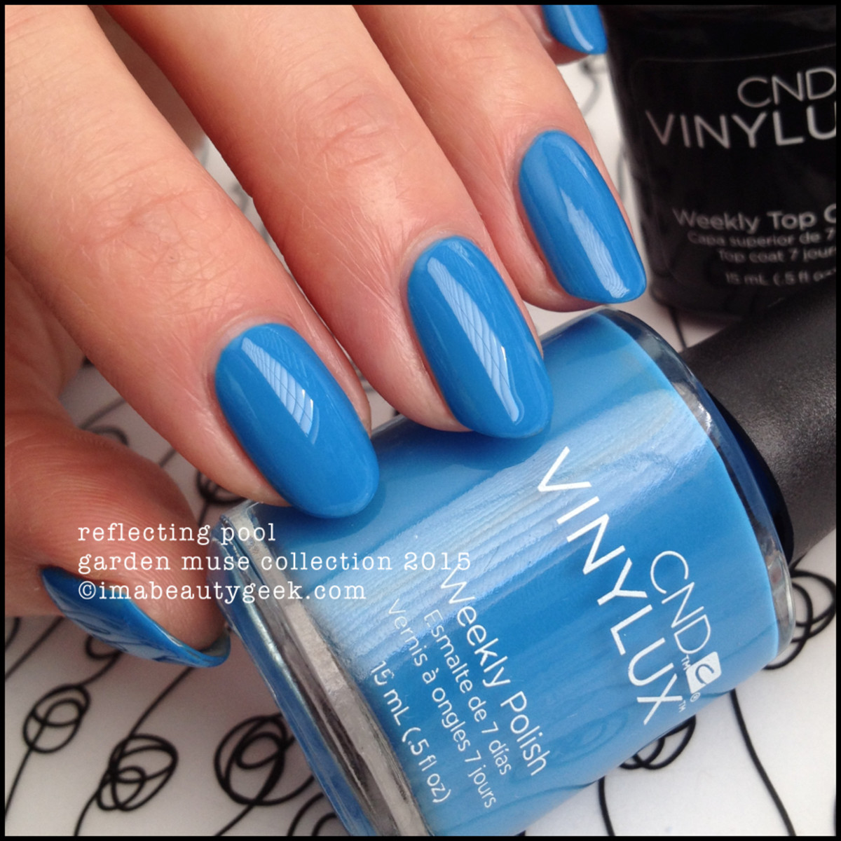 CND Vinylux Garden Muse 2015_CND Vinylux Reflecting Pool