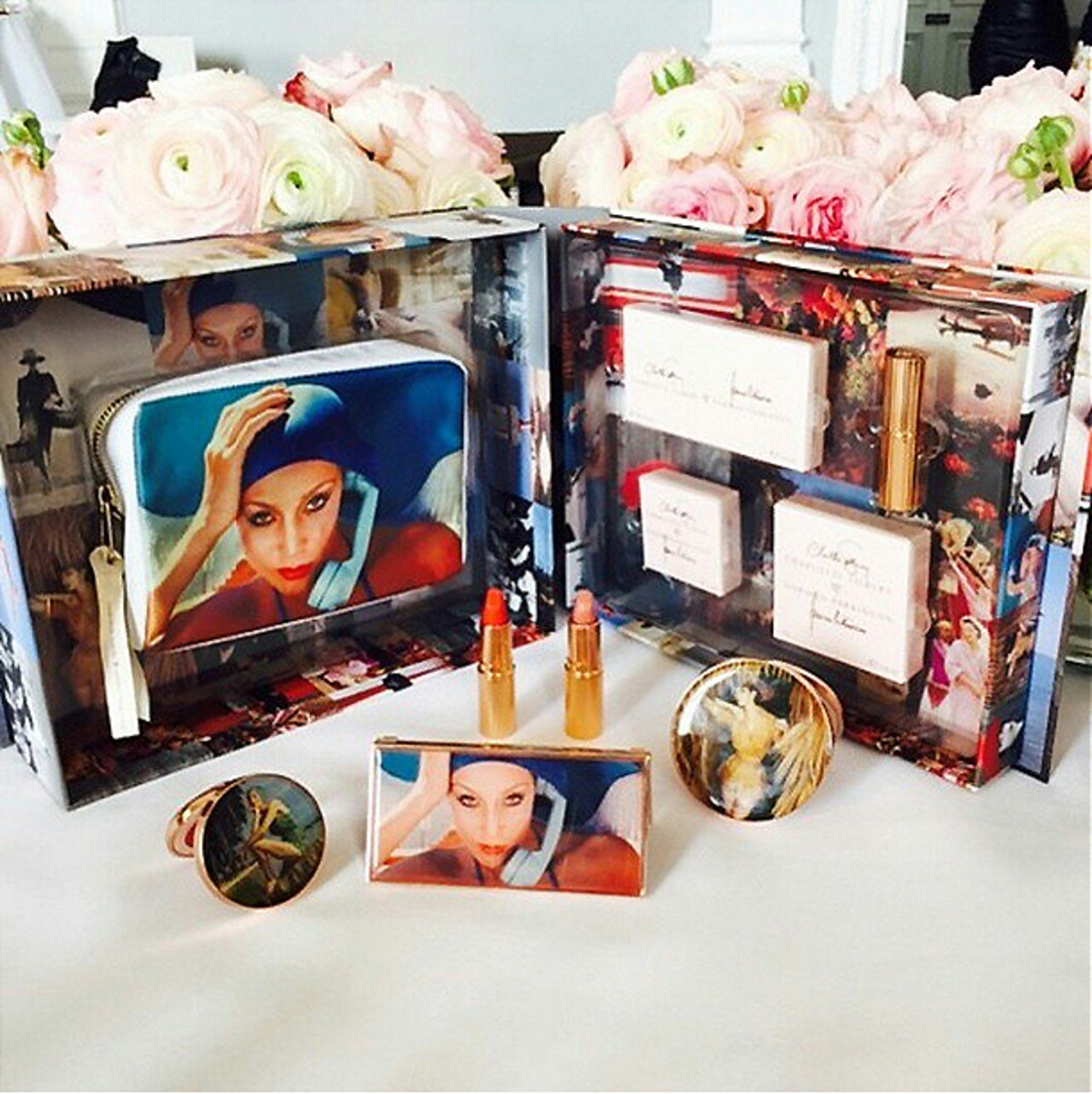 charlotte tilbury canada -- I wish_charlotte tilbury norman parkinson collection_love