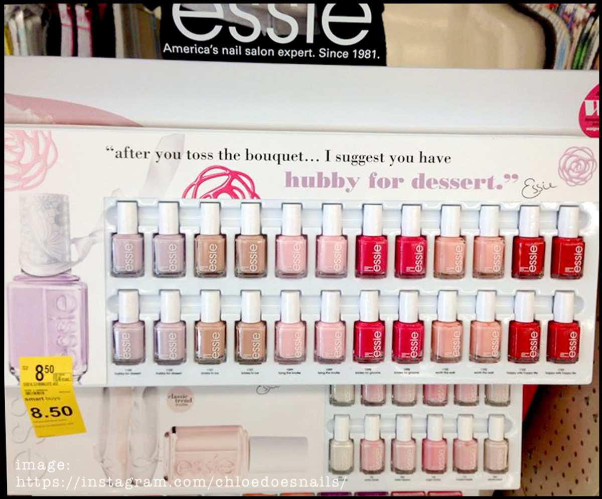 Essie Bridal 2015 at Walgreens C.Norman