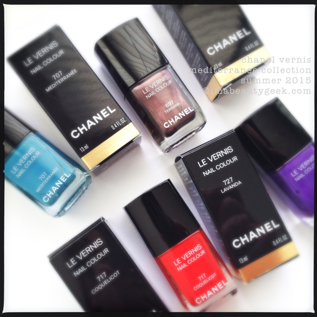 Chanel Mediterranee Summer 2015 Collection Le Verins_2